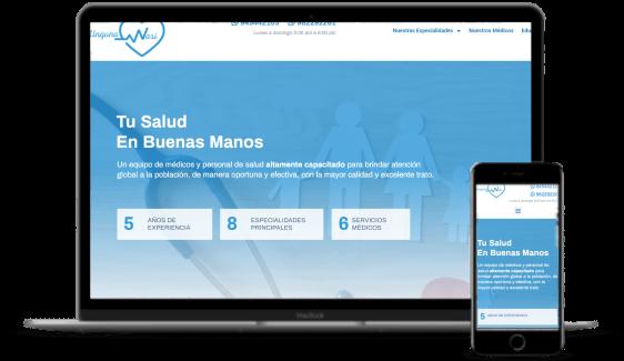 Desarrollo de páginas web - Unquna Wasi