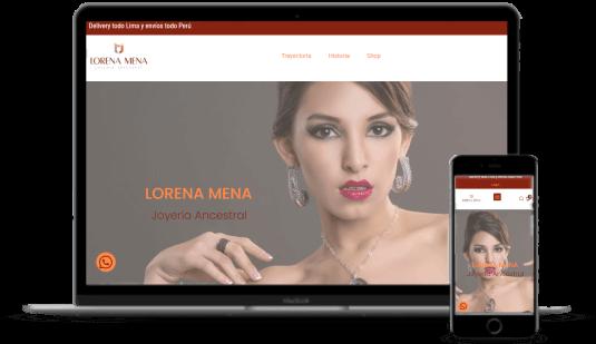 Lorena Mena - Más Clientes
