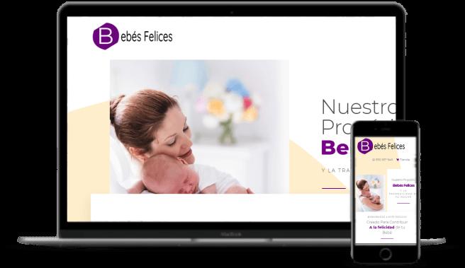 Bebés felices - Más Clientes