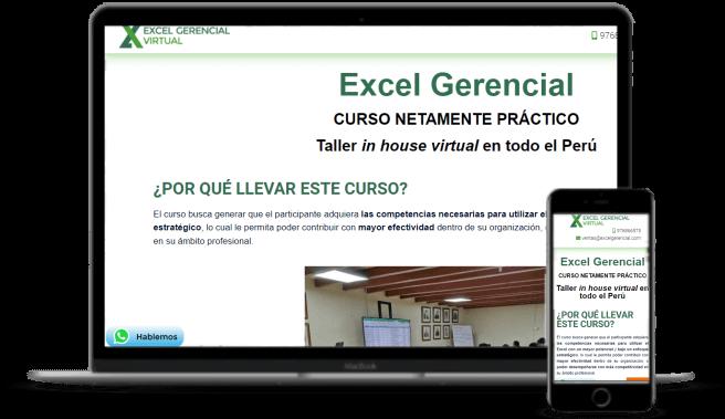Excel Gerencial - Más Clientes